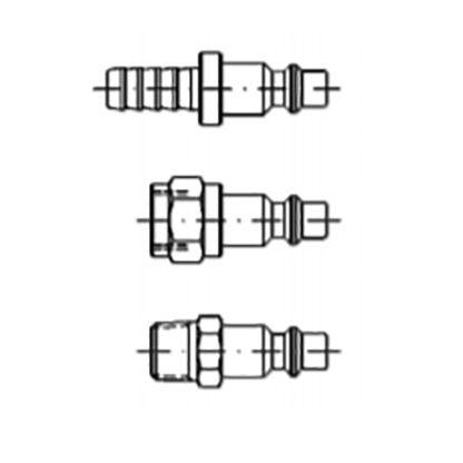ACOPLAMIENTO IMOPAC FLUID-10 NE-10M-3/8