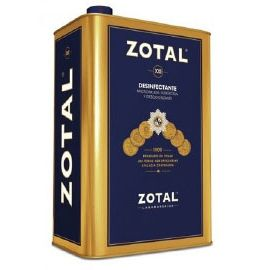 BOTE DESINFECTANTE ZOTAL 870ML